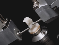 cerec milling chamber