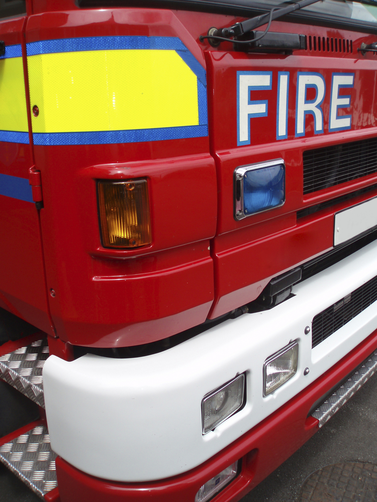 Fire crews called to South Shore dental practice