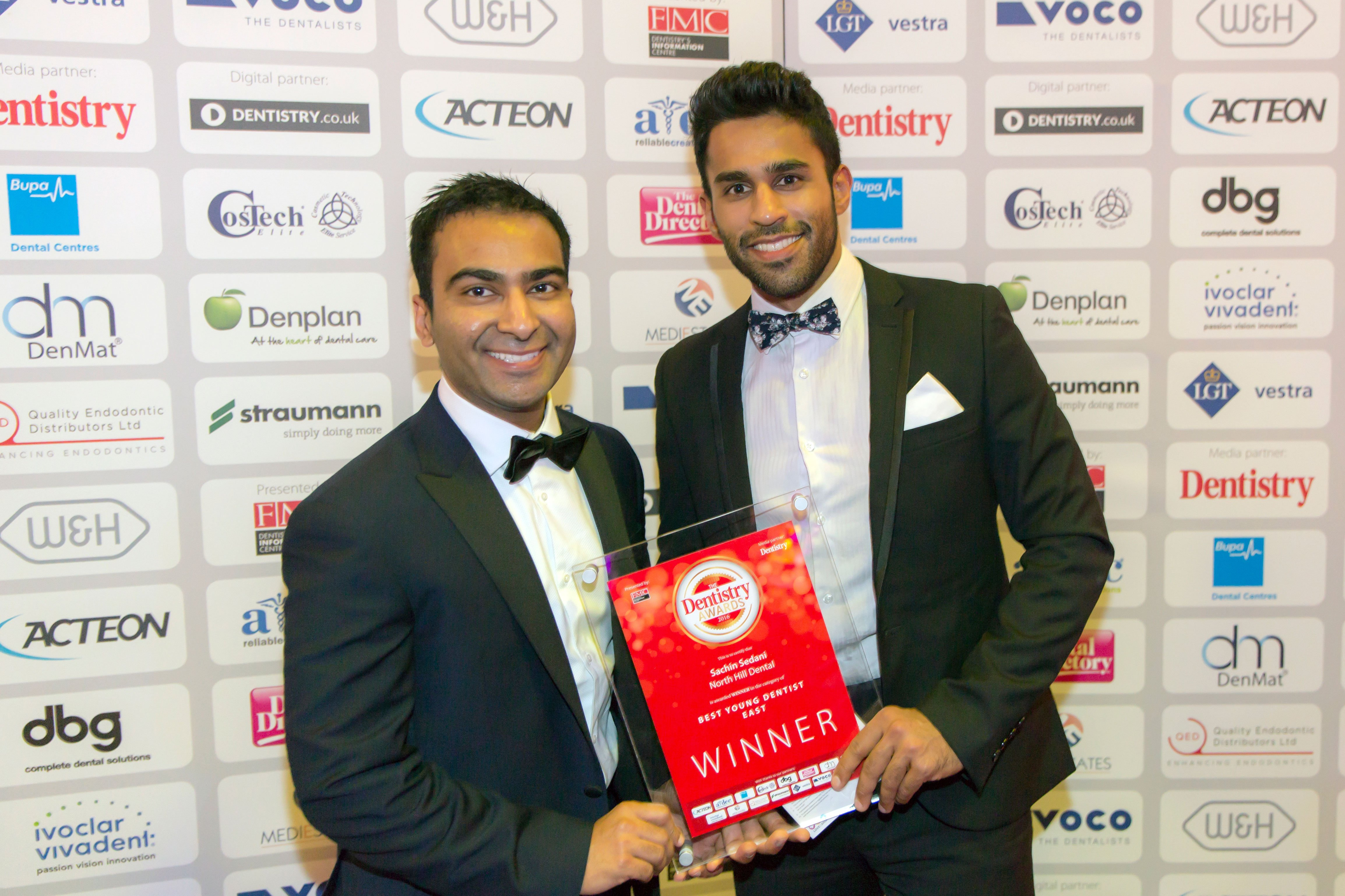 Colchester dental practice off to a winning start following awards success