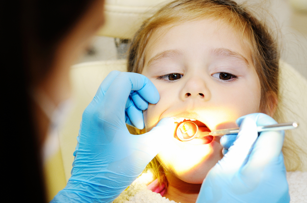 Number of children having teeth extracted in England rises again