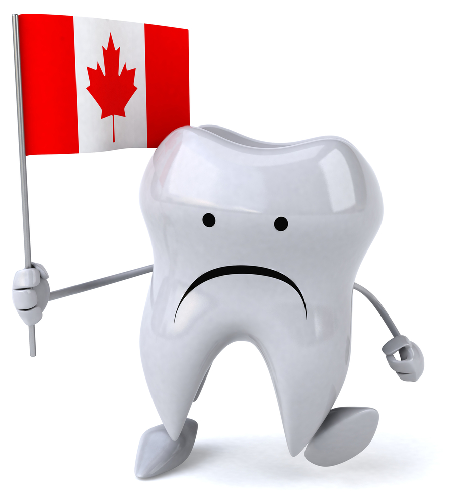 High fees keeping patients away from the dentist in Canada