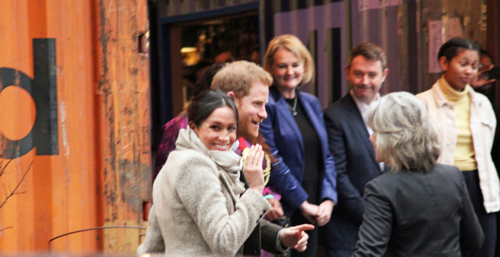 Has the Meghan Markle effect contributed to a rise in the popularity of cosmetic dentistry?