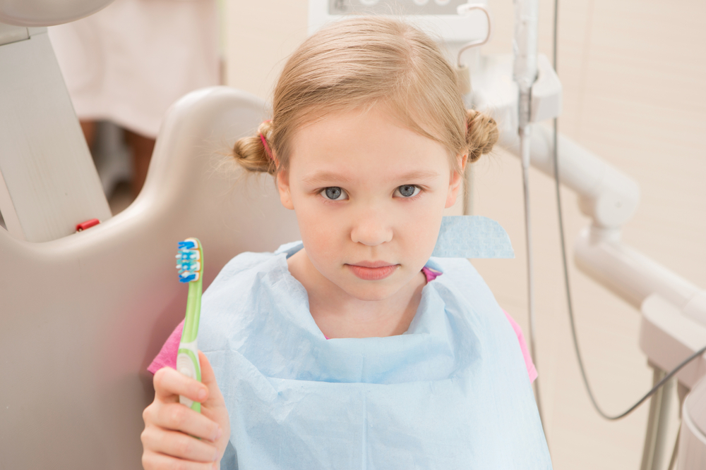 Dorset dentists worried as NHS figures show 40% of children didn't visit a dentist last year