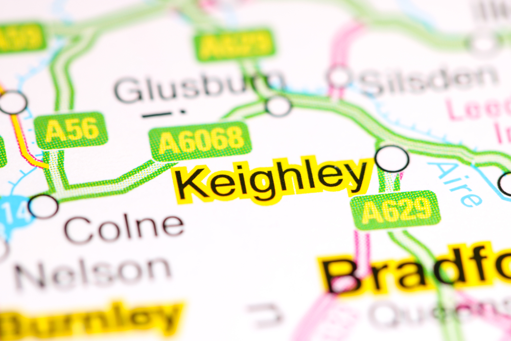 Fire breaks out at Keighley dental practice, as police suspect an arson attack