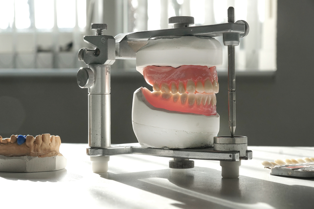 Manchester-based scientists develop bacteria-killing dentures