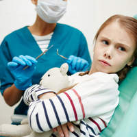 Children are missing out on dental care due to dental phobia, dental law firm suggests