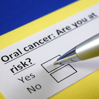 Mouth cancer diagnoses reach record high