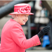The Queen reveals she had braces while visiting patients at new dental hospital