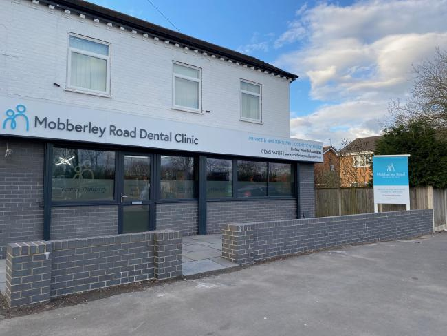 New dental clinic opens in Knutsford, Cheshire